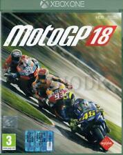 MOTOGP 18 - XBOX ONE - ITALIANO - idea regalo! XBOXONE MotoGp18