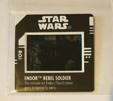 Star Wars Power of The Force Freeze Frame - Endor Rebel Soldier * SLIDE ONLY *