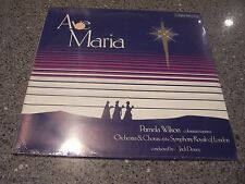 "Pamela Wilson ""Ave Maria"" SEALED NM LP W/Symphony Royale of London JACK DORSEY"