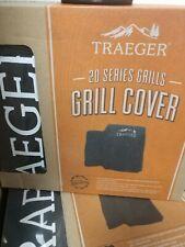 Traeger BAC374 20 Series Full Length Grill Cover Full length heavy duty