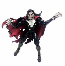 "Marvel Legends Classics Spiderman 6 ""Morbius el Vampiro Villano Figura v.rare"