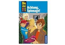 NEU: Die drei !!!, 40, Achtung, Spionage! von Henriette Wich (2013, Gebundene...