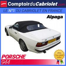 Capote Porsche 944 cabriolet - Alpaga Twillfast® II