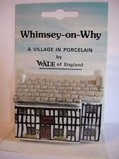 Wade Whimsey on Why mini ceramic house STAG HOTEL
