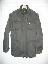 Abrigo verde QUEBRAMAR men talla L RED LABEL / Casual Menswear jacket Size L