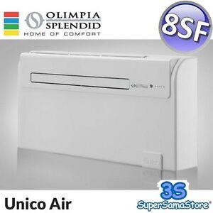 3S NEU OLIMPIA SPLENDID UNICO AIR 8 SF 1.8 KW KLIMAANLAGE ohne Ausseneinheit