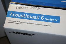 Bose Acoustimass 6 Series V 5 LFE Only MODUL Nur Aktiver Subwoofer TOP NEU/OVP
