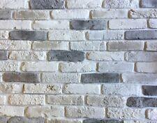 2 sq metres Arctic Grey Brick Slips for user iproplumbing