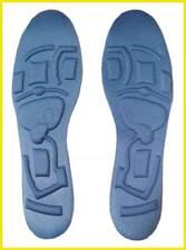 Solette gel per uomo memory foam ortopediche massaggianti soletta suolette EBANO