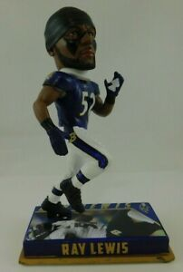Ray Lewis Baltimore Ravens Stadium Lights Special Edition Bobblehead NFL
