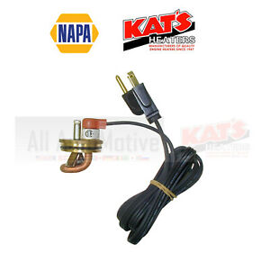 Freeze Plug Block Engine Heater 41mm 600 Watt NAPA KAT 11603