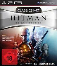 PlayStation 3 Hitman Trilogy alemán usado muy buen estado
