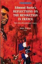EDMUND BURKE'S REFLECTIONS ON THE REVOLUTION IN FRANCE - NEW PAPERBACK BOOK
