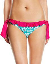 Pour Moi? Tie Side Bikini Brief Pant 7104 Spearmint New Womens Swimwear