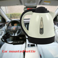 AU Portable Car Water Kettle Heater Warmer Travel Camping Tea Jug 1000ml 12V  AU
