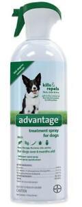 Advantage® Advantage® Flea & Tick Treatsment Dog Spray 15 Oz