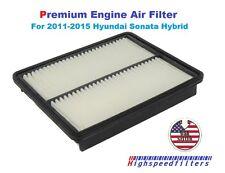NEW PREMIUM Engine Air filter For 2011 2012 2013 2014 2015 HYUNDAI Sonata HYBRID