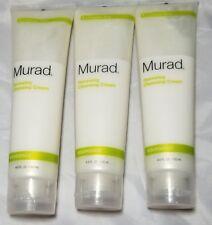 3X Murad Renewing Cleansing Cream, Improves Skin 4 fl oz Each - New no box