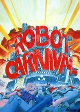 Robot Carnival  Masters Of Japanise Animation Individual Trading Cards