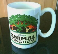 Disney's Coffee Mugs Tree of Life Animal Kingdom Cup Walt Disneyland Store Parks