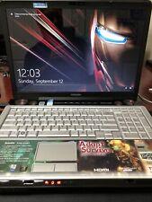 "Toshiba Satellite X205-S7483 17"" Gaming Laptop - Win 10 Pro/HDMI/Webcam!"