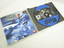 GUNDAM THE BATTLE MASTER 2 Item ref/bbc PS1 Playstation Japan Game p1