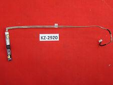 Original Fujitsu siemens amilo Pi 3540 cámara placa board + cable cable #kz-2920