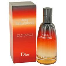 Aqua Fahrenheit by Christian Dior Eau De Toilette Spray 2.5 oz For Men