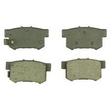 Disc Brake Pad Set Rear AUTOZONE/ VALUCRAFT-BOSCH D537V