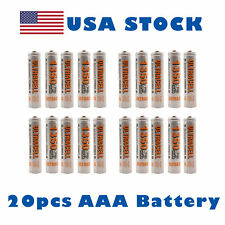 20 pcs AAA Rechargeable Battery 1350mAh Ni-MH 1.2V Cell Toy UltraCell US Stock