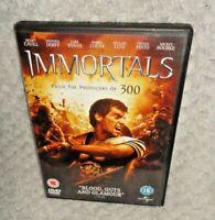 Immortals (DVD, 2012) Henry Cavill