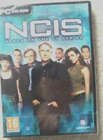 73209 - NCIS [NEW / SEALED] - PC (2011) Windows XP