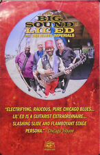 LIL ED & THE BLUES IMPERIALS POSTER (Z15)