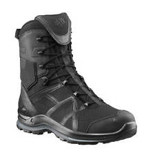 Haix Black Eagle Athletic 11 High Sidezipper Outdoor Adventure Stiefel Boots 42