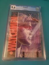 Watchmen #2 CGC 9.6 NM+ WP Alan Moore / Dave Gibbons DC Comics 1986 Copper Age