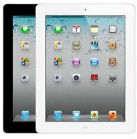 Apple iPad 2nd Generation WiFi Tablet Black White 16GB 32GB 64GB Tested A1395