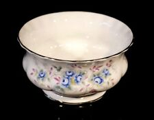 Beautiful Royal Albert Blue Blossom Sugar Bowl