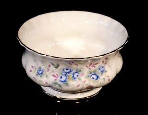 Beautiful Royal Albert Blue Blossom Sugar Bowl