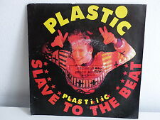PLASTIC BERTRAND Slave to the beat 14245 7