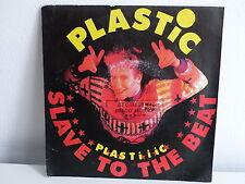 PLASTIC BERTRAND Slave to the beat 14245 7