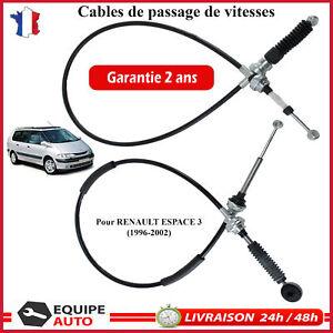 Cavo Di Controllo Scatola Velocità per Renault Espace 3 6025306288 6025306287