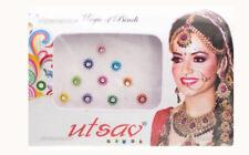 Bindi multicolore Bollywood tikka dot tika gioielli della pelle E2-4 773