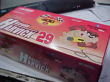 Kevin Harvick 01 Looney Tunes Action Rookie Stripe On Rear Bumper New Never Ope