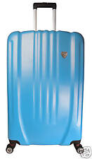 Travel Concepts 8WD 25 Shield Spinner Luggage Turquoise by Heys