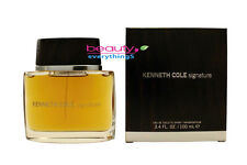 Kenneth Cole Signature 3.4oz / 100ml EDT Spray NIB Sealed Men's Cologne