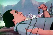 Classic 30's Animation DVDs: Gulliver's Travels 1939