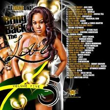 BRING BACK THE LOVE REGGAE LOVERS ROCK &  CULTURE MIX CD VOLUME 5