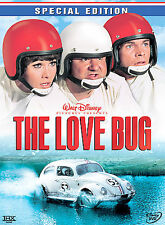 The Love Bug  Special Edition    DISNEY DVD  LIKE NEW