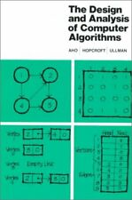 The Design and Analysis of Computer Algorithms by Aho Alfred V.|Hopcroft John…