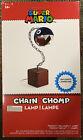 New Thinkgeek Nintendo Super Mario Chain Chomp Led Lamp